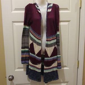💰2/$15 Mudd Sweater with Hood 💰